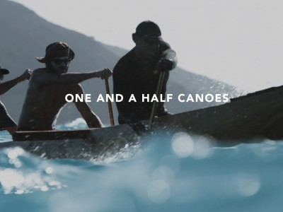 ONE AND A HALF CANOES – EXPEDITION ACROSS THE TORRES STRAIT
